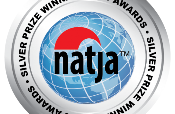 2015 NATJA Awards - Silver Seal